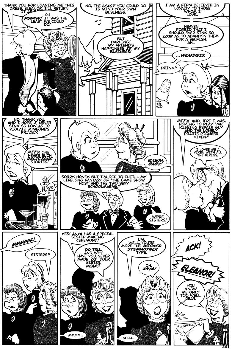 Seltzer! Always funny!